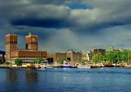 Most Cleanest Cities 2014 - 8. Oslo, Norway