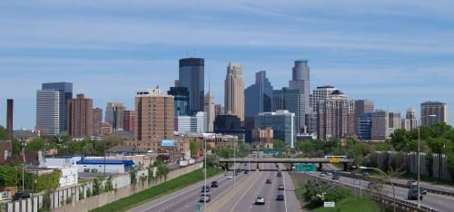 Most Cleanest Cities 2014 - 9. Minneapolis, America