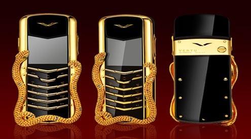 Most Expensive Mobile Phones In 2020 - 8. Vertu Signature Cobra