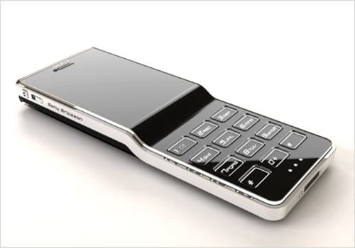 Most Expensive Mobile Phones In 2020 - 9. Sony Ericsson Black Diamond