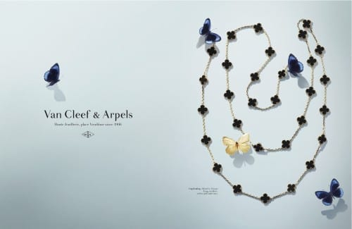 Most Famous Jewelry Brands - 3. Van Cleef & Arpels