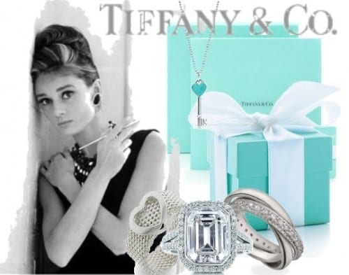 Most Famous Jewelry Brands - 5. Tiffany and Co.