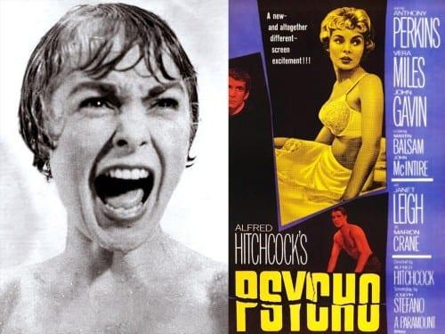 Most Suspenseful Movies - 3. Psycho