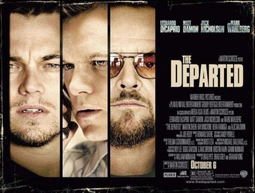 Most Suspenseful Movies - 4. The Departed