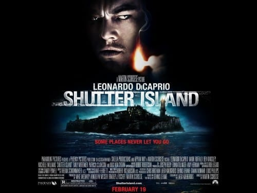 Most Suspenseful Movies - 5. Shutter Island