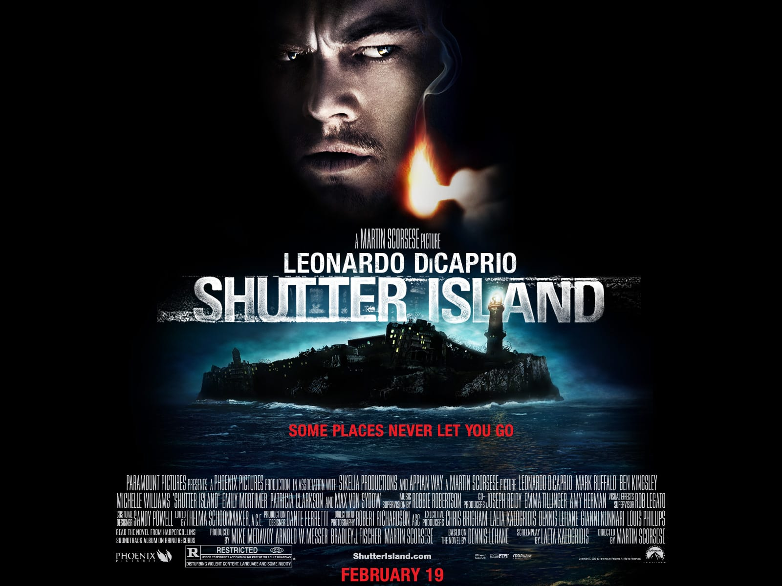how shutter island relates to psychology essay