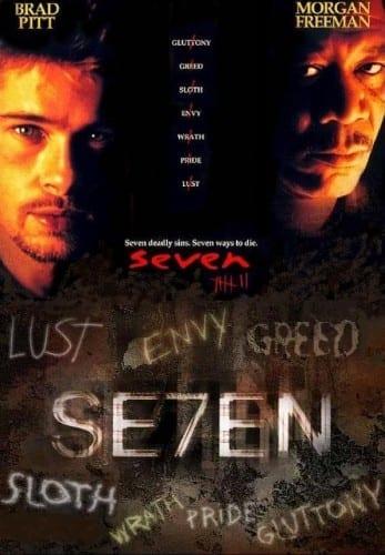 Most Suspenseful Movies - 6. Se7en