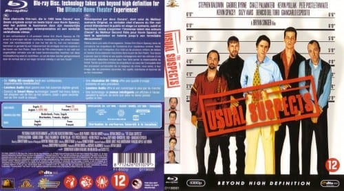 Most Suspenseful Movies - 7. The Usual Suspects