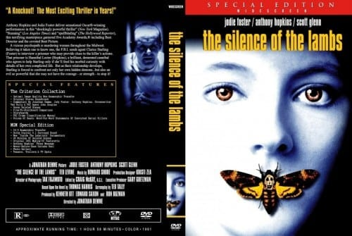 Most Suspenseful Movies - The Silence of the Lambs