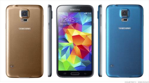 Samsung Galaxy S5 - Best 4G Smartphone 2020