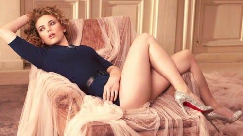 Scarlett Johansson hot 2014