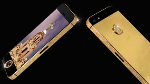 World's most expensive mobile phone in 2020 is iPhone 5 Black Diamond