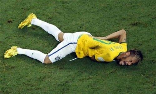 Worst Football Injuries - Neymar Jr