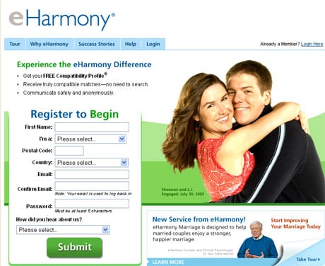 Best dating site match or eharmony