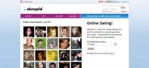 okCupid.com - best dating website