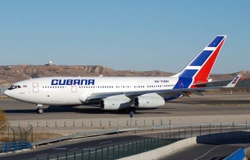 Airlines With Most Crashes -  Cubana de Aviacion