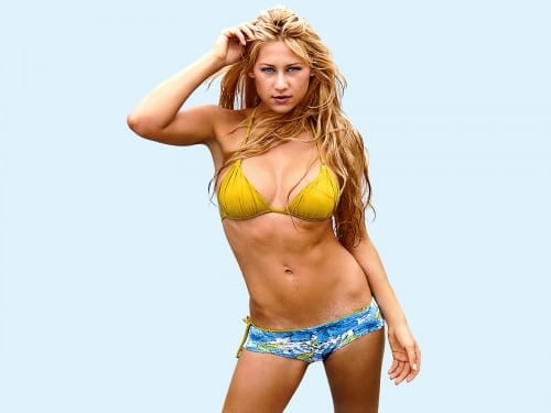 Anna Kournikova - hottest Russian Model