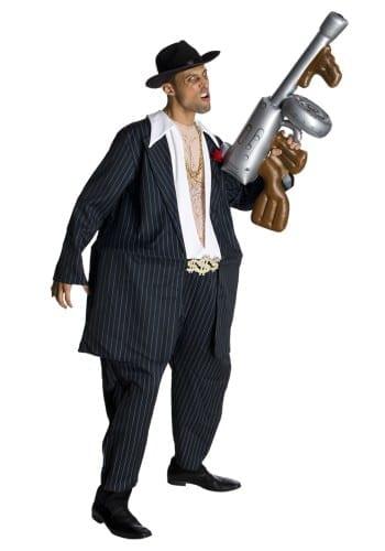 Best Halloween Costume Ideas 2020 - Gangster Costume