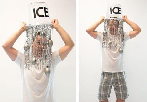 Best Halloween Costume Ideas 2020 - Ice Bucket Costume