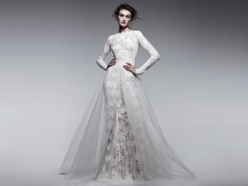 Best Wedding Dress designers 2018 - Monique Lhuillier