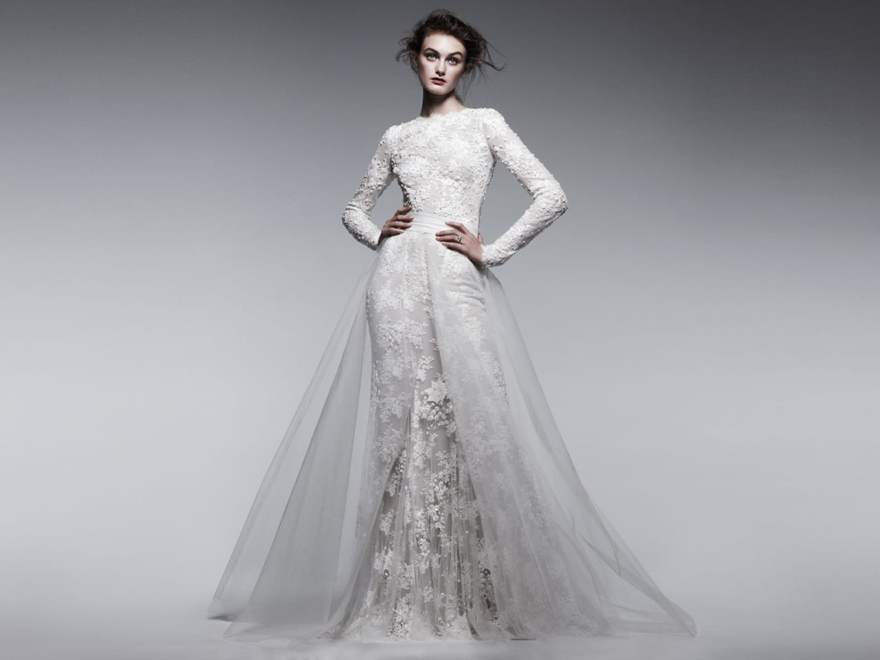 top 10 best wedding dress designers in 2014