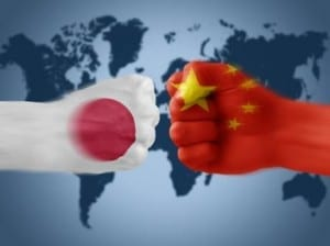 China and Japan Conflicts