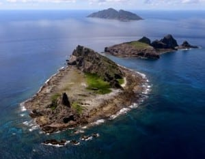 Clash of the Senkaku Island