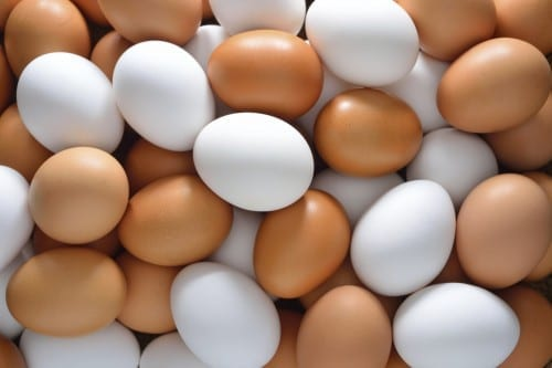 Eggs  - Foods That Help To Shrink Your Belly Fast