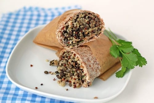 Healthiest Foods For Pregnant Women -  Lentils and whole grains