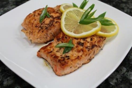 Healthiest Foods For Pregnant Women -  Salmon