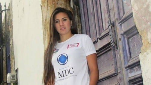 Hottest Female Soccer Players 2020 - Nayeli Ranger