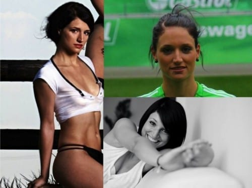 Hottest Female Soccer Players 2018 - Selina Wagner