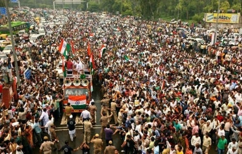 Indian-Anti Corruption Movement