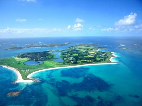 Isles of Scilly, England  - Best & Most Beautiful Islands