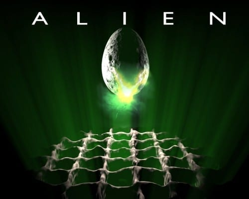 List Of Top 10 Horror Movies - Alien [1979]