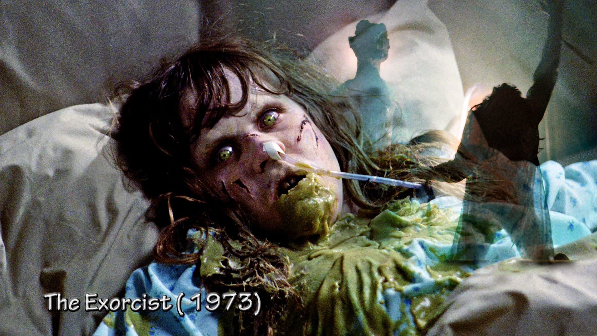 List Of Top 10 Horror Movies - The Exorcist [1973]