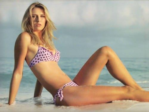 Maria Sharapova - hottest Russian Model