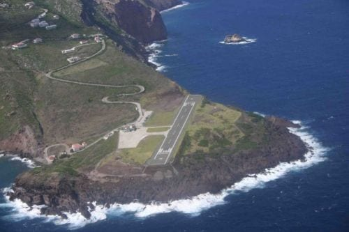 Most Dangerous Airports - Juancho E. Yrasquin Airport, Saba Island
