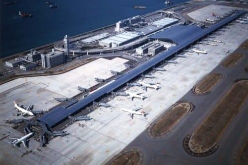 Most Dangerous Airports - Kansai International Airport, Japan