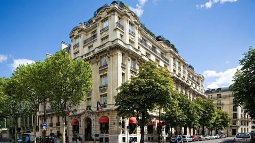 Most Expensive Hotels In Paris - Hotel Raphael