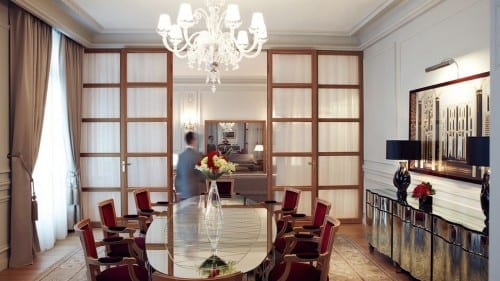 Most Expensive Hotels In Paris - Le Royal Monceau Raffles Paris