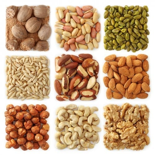 Nuts - Foods That Help To Shrink Your Belly Fast