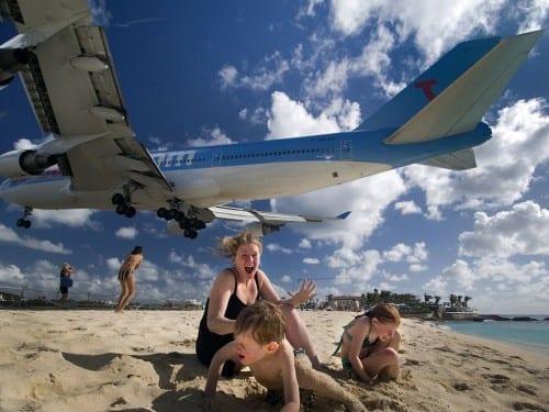 Princess Juliana International Airport, St Maarten