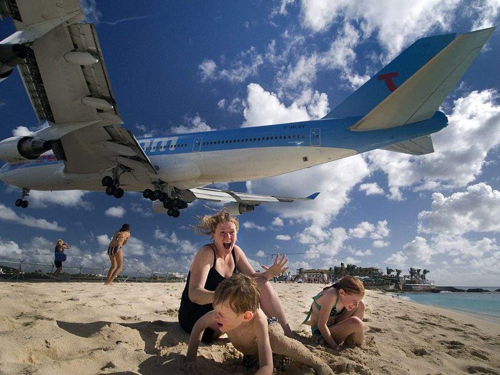 Princess Juliana International Airport, St Maarten
