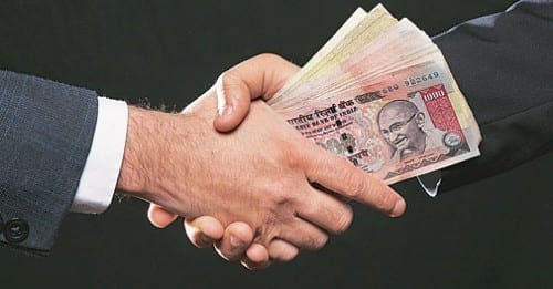 Reasons Why India Is Not A Safe Place - 7. Corruption
