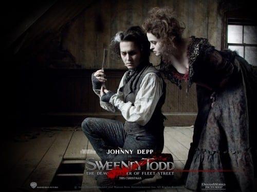 Sweeney Todd - The Demon Barber of Fleet Street [2007]