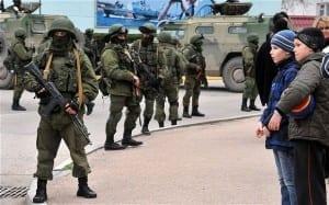 The Crimean Invasion
