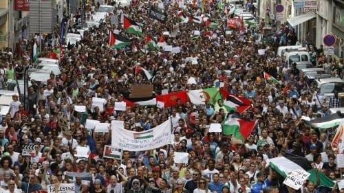 The Gaza Protest