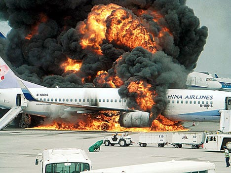 Top 10 Airlines With Most Crashes -