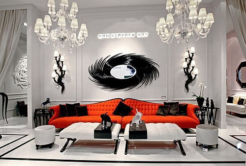 Top 10 famous furniture brands in the world for Top furniture designers in the world